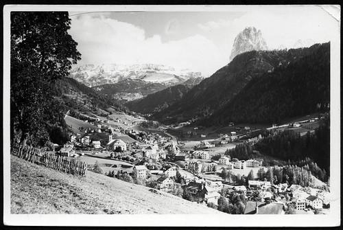 Archiv T223 St. Ulrich in Gröden, Dolomiten, Südtirol, 1920er