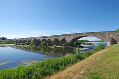 Beaugency (Loiret) (sybarite48) Tags: beaugency loiret france loire pont brücke bridge جسر 桥 puante γέφυρα ponte ブリッジ brug most мост köprü fleuve fluss river نهر 河 río ποτάμι fiume 川 rivier rzeka rio река nehir