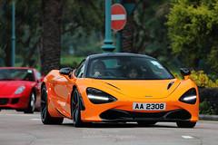 McLaren, 720S, Disneyland, Hong Kong (Daryl Chapman Photography) Tags: aa2308 mclaren 720s british hongkong china sar disneyland canon 5d mkiv 100400lii auto autos automobile automobiles car cars carspotting carphotography