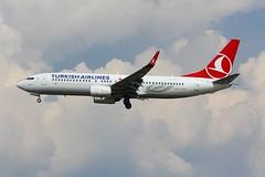 B737 TC-JGY Frankfurt 19.05.19 (jonf45 - 5 million views -Thank you) Tags: airliner civil aircraft jet plane flight aviation frankfurt am main international airport eddf germany 737 b737 turkish airlines boeing 7378f2w tcjgy