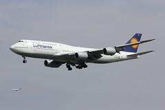 B747 D-ABYN Frankfurt 19.05.19 (jonf45 - 5 million views -Thank you) Tags: airliner civil aircraft jet plane flight aviation frankfurt am main international airport eddf germany 747 b747 jumbo lufthansa boeing 747830 dabyn