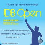 IdB Open 2019