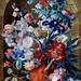 IMG_1238 Jan van Huysum 1682-1749 Amsterdam  Fleurs  Blumen Flowers     1717-1728 Schwerin.Staatliches Museum 1717-1728