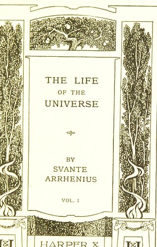 This image is taken from The life of the universe as conceived by man from the earliest ages to the present time