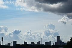 20190618_002_2 (まさちゃん) Tags: 空 雲 みなとみらい ランドマークタワー 高圧送電線
