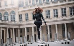 (dimitryroulland) Tags: nikon 85mm d750 light paris france art jump artist natural royal palais strong 18 performer fit zumba dimitryroulland