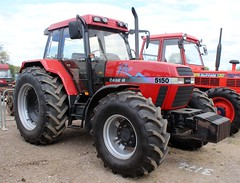 P267 DEP (Nivek.Old.Gold) Tags: 1997 case ih 5150 pro 4wd tractor cheffins