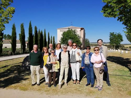 """Excursión a la villa romana de Almenara Puras y a la bodega La Mejorada • <a style=""""font-size:0.8em;"""" href=""""http://www.flickr.com/photos/141347218@N03/48085153633/"""" target=""""_blank"""">View on Flickr</a>"""
