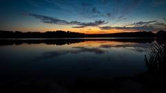 Kurze Zeit für sich selbst 2... (フォトグラファー @davedesignz7993) Tags: lens awesome stunning lake denmark castle sunset water reflex clouds sky ferrytale dreaming fuji fujixt10 samyang walimex japan korea wide angle dslm