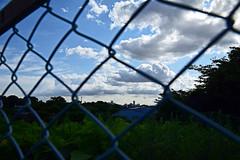 20190618_048_2 (まさちゃん) Tags: 空 雲 fence
