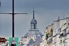 277 - Paris Avril 2019 - église Saint-PauL (paspog) Tags: paris france avril april 2019 ruederivoli ruesaintantoine églisesaintpaul église church kirche