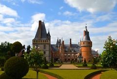 Le château de Maintenon (FranceParis92) Tags: maintenon châteaudemaintenon france eureetloir