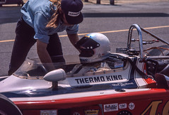 Muther in the Thermo King ride (brooklandsspeedway) Tags: poconoraceway pocono pennsylvania indycar