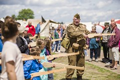 History Festival_47 (The Parks Trust) Tags: festival history reenactments heritage campbell park june 2019