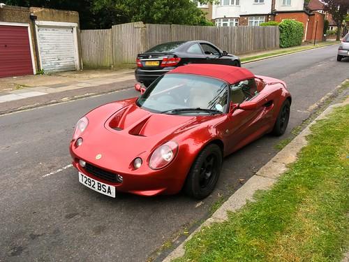 1999 Lotus Elise 1.8Litre