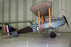 D5649 de Havilland DH9 - Duxford (benallsup) Tags: aviation aircraft plane flying fly aeroplane duxford iwm museum cambridgeshire vintage old d5649 de havilland dh9 dehavilland biplane