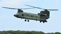 Boeing VERTOL CH-47D Chinook c/n M.4103 Netherlands Air Force serial D-103 (Erwin's photo's) Tags: luchtmachtdagen 2019 klu volkel the netherlands holland airshow aircraft air force days royal aviation boeing vertol ch47d chinook cn m4103 serial d103