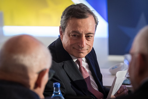 Mario Draghi - ECB Forum on Central Banking 2019