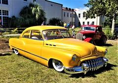 1950 Buick Eight sedan (ciscoaguilar) Tags: 1950 buick buickeight cruisin gulfport mississippi classic sedan