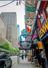 Pig n Whistle (JMS2) Tags: street pubs cafes signs food restaurants manhattan urban