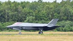Lockheed Martin F-35A Lightning II c/n AN-08 Netherlands Air Force serial F-008 (Erwin's photo's) Tags: luchtmachtdagen 2019 klu volkel the netherlands holland airshow aircraft air force days royal aviation lockheed martin f35a lightning ii cn an08 serial f008