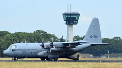Lockheed C-130H Hercules c/n 4781 Netherlands Air Force serial G-781 (Erwin's photo's) Tags: holland netherlands force aircraft aviation air royal days airshow the volkel 2019 klu luchtmachtdagen cn lockheed hercules serial 4781 c130h g781