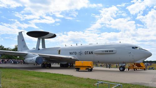 Boeing E-3A Sentry / AWACS c/n 22849 North Atlantic Treaty Organisation NATO serial LX-N90454