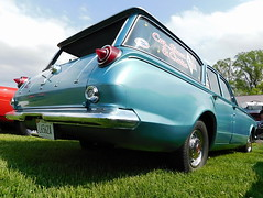 1964 Dodge Dart 170 Wagon (splattergraphics) Tags: 1964 dodge dart dart170 wagon stationwagon abody mopar carshow customandclassiccareducationalfoundation harfordwinery foresthillmd