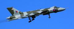 XH 558  Vulcan   (IMG_7603) (Robert G Henderson (Romari).) Tags: raf vulcan avro