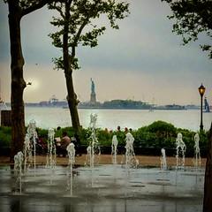 Tramonto con vista su Miss Liberty, una vista mozzafiato - Sunset with views of Miss Liberty, unforgettable..... #newyork #newyorkcity #nyc #nyclife #bigapple #manhattan #now #place #placetobe #placetostay #incredible #estate2019 #2019  #wonderful #wonder (antonio.vanoli) Tags: sunrise newyork placetobe statueofliberty estate2019 manhattan incredible statue bigapple wonderful batteryparkcity sunsetpics skydive newyorkcity 2019 now wonderfulplaces nyc nyclife sunriseporn place family indimenticabile placetostay
