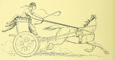This image is taken from Page 16 of La locomotion ÃÂ  travers l'histoire et les moeurs