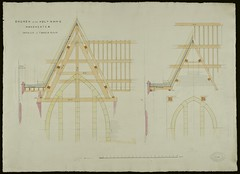 Holy_Name_Plans_00006 (Jesuits in Britain) Tags: holyname manchester drawing plan church societyofjesus