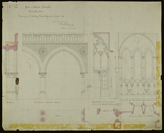 Holy_Name_Plans_00005 (Jesuits in Britain) Tags: holyname manchester drawing plan church societyofjesus
