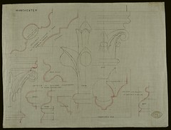 Holy_Name_Plans_00003 (Jesuits in Britain) Tags: holyname manchester drawing plan church societyofjesus