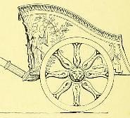 This image is taken from Page 14 of La locomotion ÃÂ  travers l'histoire et les moeurs