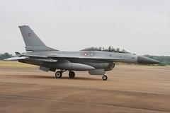 (scobie56) Tags: general dynamics f16b esk 727 730 skrydstrup rdaf royal danish air force