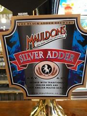 Mauldons Silver Adder Pump Clip (graham19492000) Tags: