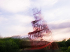 (ICM) Sculpture Tatlin's Tower at SCVA, Norwich, UK-2.jpg (+Pattycake+) Tags: red atmosphere exhibition norwich photoart icm scva tatlinstower tatlintower photoarty sainsburycentrevisualart ©patriciawilden2019 17june2019 incameraicm iso400 ndfilter 1secatf22 pw11077 light abstract photography patterns shapes experiment indoor slowexposure intentionalblur experimentalphotography artinnature abstractphotos camerapainting abstractphotography photoimpressionism abstractphotoart incameradoubleexposure impressionistphotography bluronpurpose intentionalcameramovement icmphotography