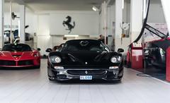 Black is black. (Nicomonaco73) Tags: ferrari f50 black supercars old school monaco monte carlo cars v12 f1