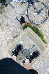 Devils Dyke Trig (Liam.Rooney) Tags: devilsdyke specialized cycling trigpoint countryside sussex eastsussex brighton trainers nike canon6d canon40mm 40mmpancake nature