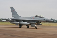 (scobie56) Tags: general dynamics f16a mlu esk 727 730 skrydstrup rdaf royal danish air force