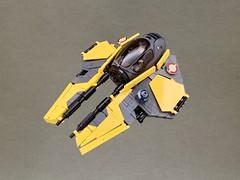 Anakin's Eta- 2 Actis Interceptor
