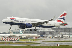 G-TTNJ   British Airways   Airbus A320-251n   CN 8772   Built 2019   DUB/EIDW 09/05/2019 (Mick Planespotter) Tags: aircraft airport 2019 nik sharpenerpro3 dublinairport collinstown neo ba a320 flight gttnj british airways airbus a320251n 8772 dub eidw 09052019