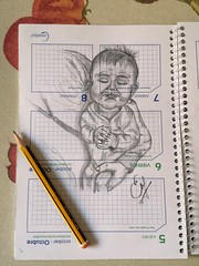 Con la inocencia de un niño... #art #instaart #artgallery #bw #angel #artgallery  #pencildrawing #instagood #sketching #sketchaday #galleryart #blacktattooart  #instaart #streetartalobe #pencildrawing #drawings #pencils #pencil #draw  #drawing#belleza #pe (egc2607) Tags: angel sketch dketching drawings streetartalobe lapiz artsy belleza tattoo art galleryart bw sketching arts pencil pencildrawing sketchaday artgallery amore instaart drawing instagood love portrait crayon pencilart blacktattooart pencils draw