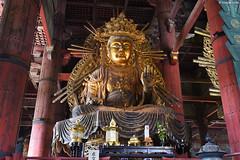奈良・東大寺大仏殿 ∣ Todaiji Temple・Nara city (Iyhon Chiu) Tags: 日本 奈良 nara japan japanese buddha 大仏殿 大仏 東大寺 奈良公園 buddhist todaiji temple