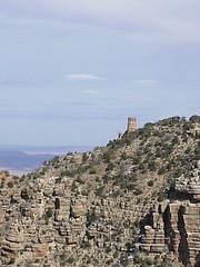 Img0475 (rugby#9) Tags: rocks hill outdoor canyon landscape america usa arizona grandcanyon cloud bluesky sky tower us