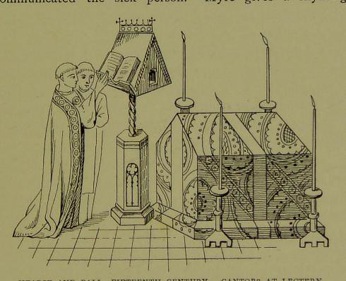 This image is taken from Page 205 of Parish life in mediaeval England