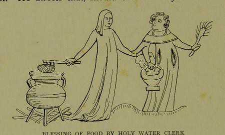 This image is taken from Page 114 of Parish life in mediaeval England