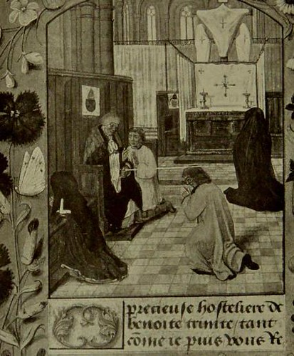 This image is taken from Parish life in mediaeval England