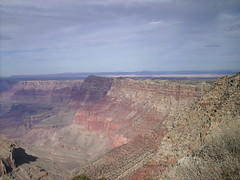 Img0476 (rugby#9) Tags: rocks hill outdoor canyon landscape america usa arizona grandcanyon cloud bluesky sky us